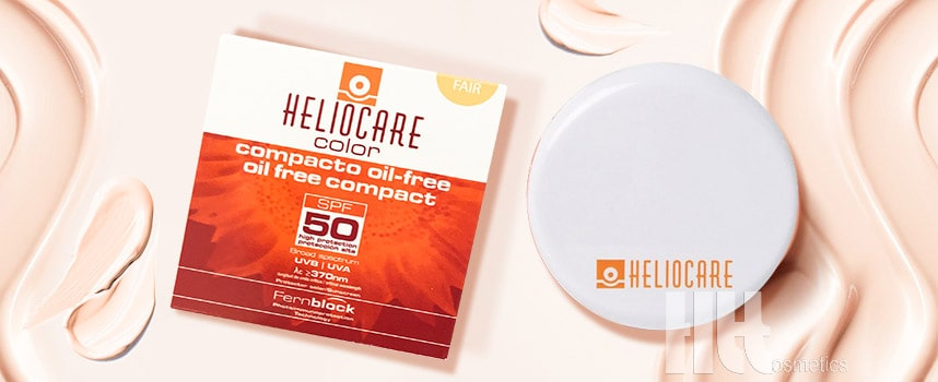 Phấn nền chống nắng SPF 50 Heliocare
