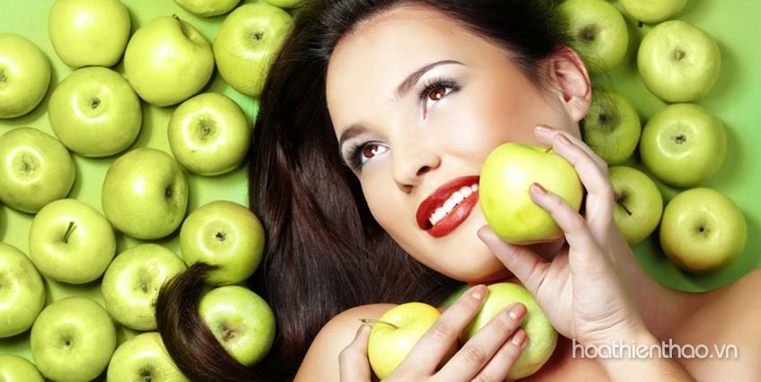 3 Lý do nên dùng giấm táo chăm sóc tóc