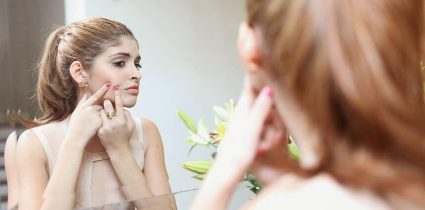 5 bước chăm sóc da sau khi nặn mụn - Hoa Thiên Thảo
