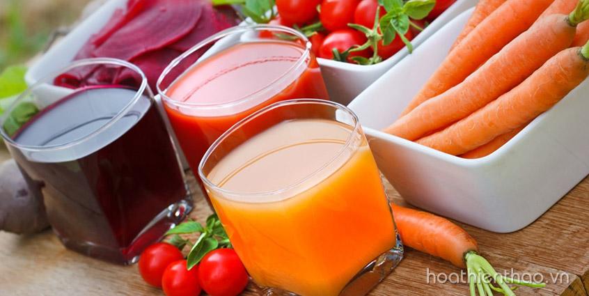 6 Công thức nước ép chống lão hoá trắng da không cần kem dưỡng