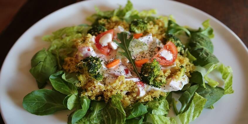 3 cách làm salad giúp giảm cân nhanh chóng