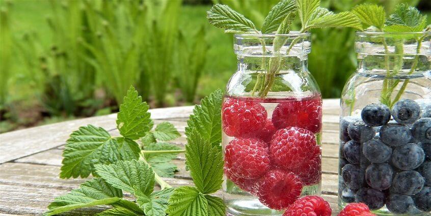 Công thức nước uống detox giảm cân hiệu quả