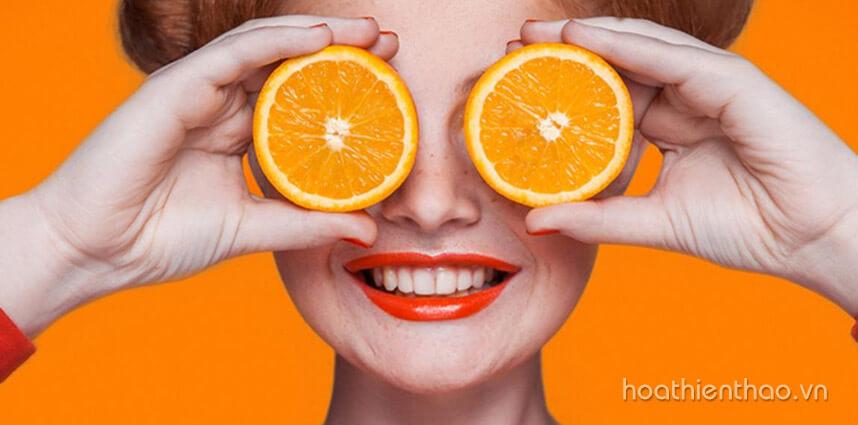 Bí quyết trị nám da từ vitamin C nguyên chất - Hoa Thiên Thảo