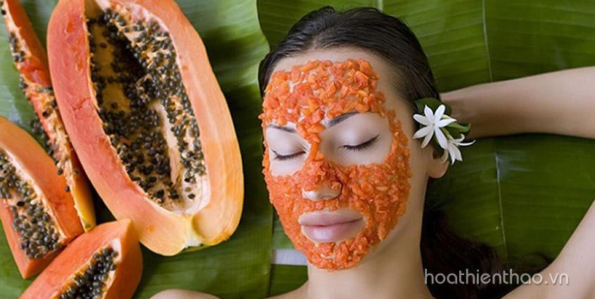 Cách chăm sóc da đẹp với đu đủ có thể bạn chưa biết
