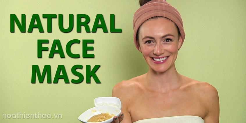 Bất ngờ với cách làm mặt nạ dưỡng da tự nhiên hiệu quả