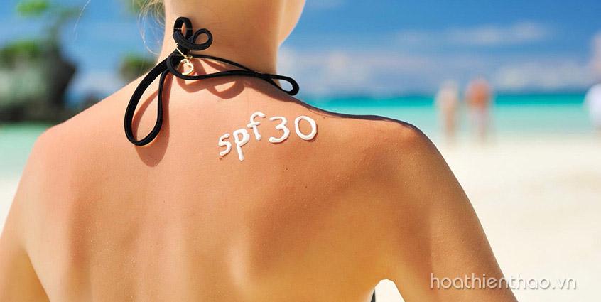 Lựa chọn chỉ số SPF kem chống nắng thích hợp cho da