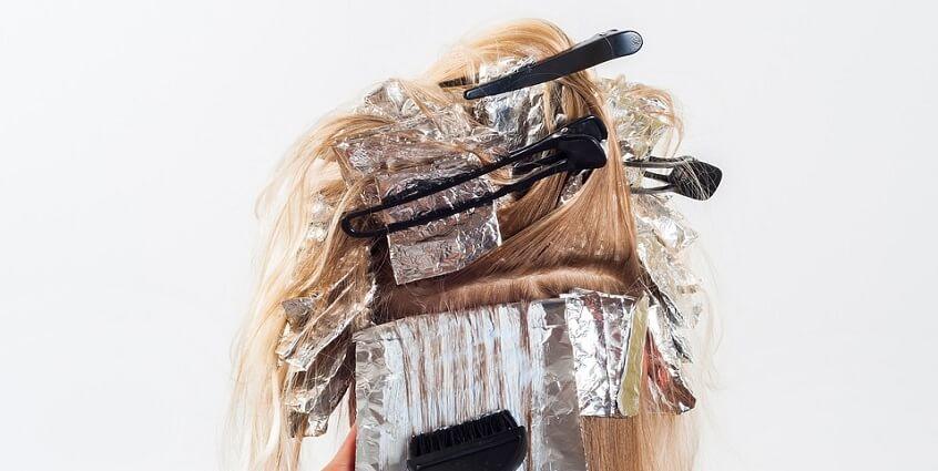 Tác hại nặng nề của việc nhuộm tóc