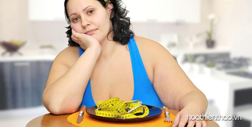 Tại sao ăn ít mà vẫn tăng cân?