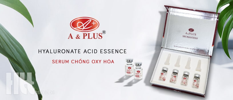Serum chống oxy hóa A&Plus Hyaluronate Acid Essence A017
