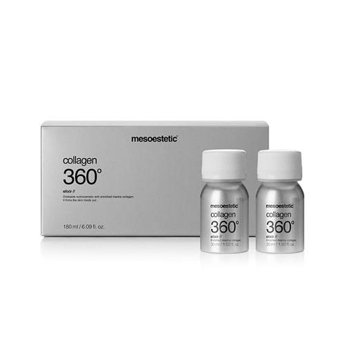 Collagen uống săn chắc, trẻ hóa da Mesoestetic Collagen 360 Elixir