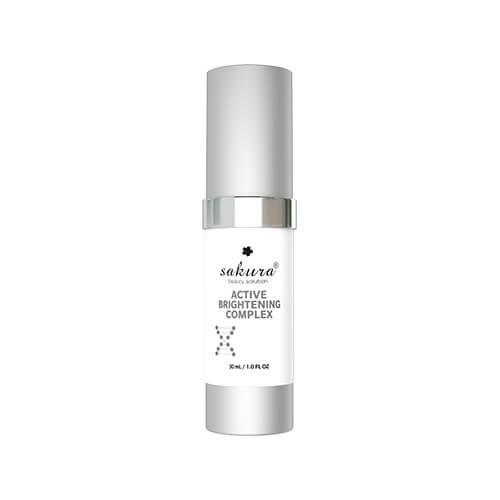 Enzyme trị nám trắng da Sakura Active Brightening Complex - Hoa Thien Thao Cosmetics
