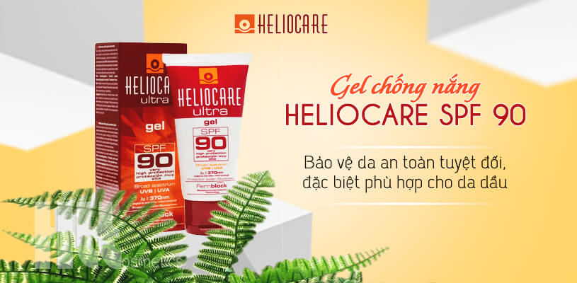 Kem xịt chống nắng Heliocare Spray SPF 50 - HoaThienThao