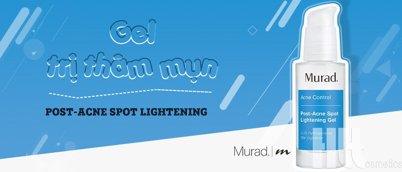 Gel trị thâm mụn Murad Post-Acne Spot Lightening - hoathienthaovn