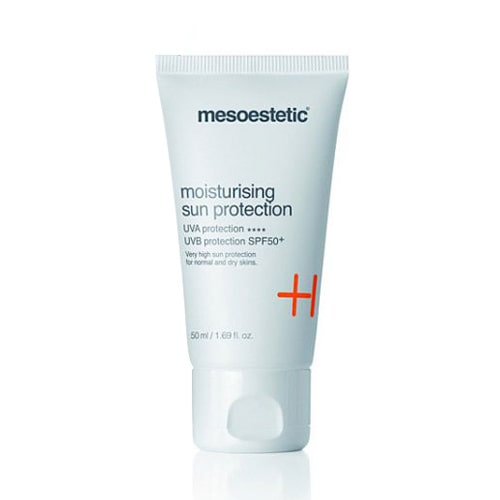 Kem chống nắng Mesoestetic Moisturising Sun Protection SPF 50+