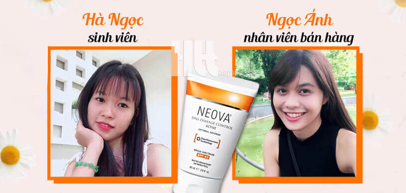 Kem chống nắng Neova SPF 43 - HoaThienThao