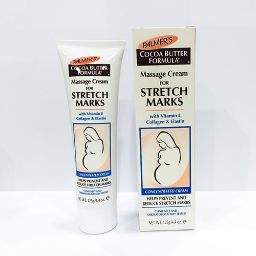 Kem chống rạn da Palmers Cocoa Butter Massage Cream Stretch Marks