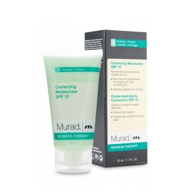 Kem dưỡng da nhạy cảm Murad Correcting Moisturizer SPF 15 - Hoa Thiên Thảo