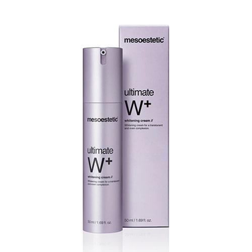 Kem dưỡng trắng da Mesoestetic Ultimate W+ Whitening