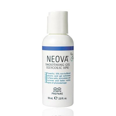 Gel tẩy tế bào chết da mặt Neova Smoothing Iglycolic 10% - Hoa Thiên Thảo