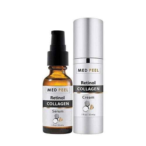 Serum nâng cơ giảm lão hóa Medpeel Retinol Collagen