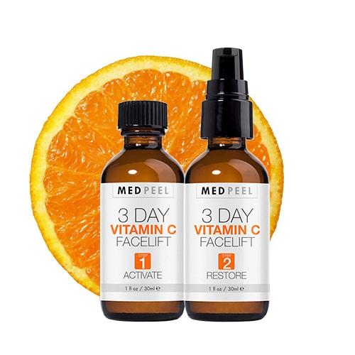 Serum thay da sinh học Medpeel Vitamin C 3-Day Facelift - Hoa Thiên Thảo