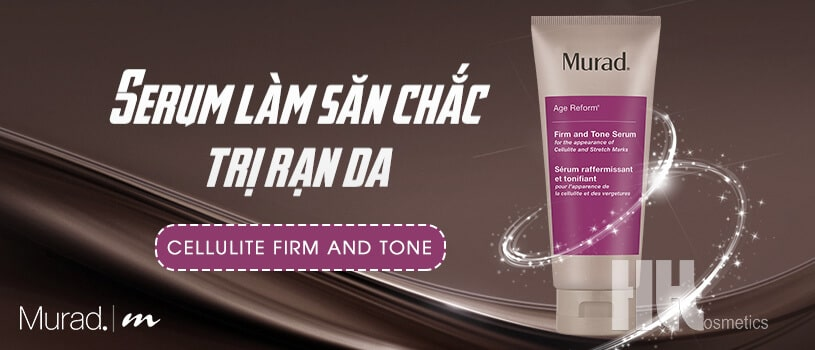 Serum trị rạn da Murad Cellulite Firm and Tone - Hoa Thien Thao