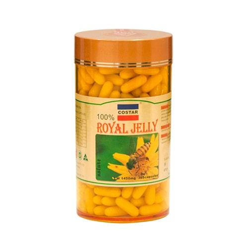 Sữa ong chúa Costar Royal Jelly 1450mg 365 viên - Hoa Thiên Thảo