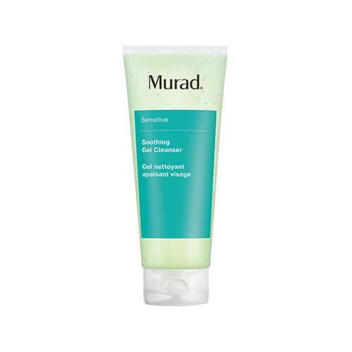 Sữa rửa mặt cho da nhạy cảm Murad Soothing Gel Cleanser - Hoa Thiên Thảo