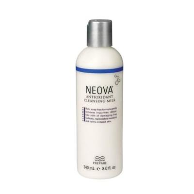 Sữa rửa mặt cho da nhạy cảm Neova Antioxidant Cleansing Milk - Hoa Thiên Thảo