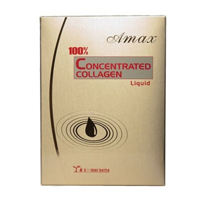 Tinh chất collagen Amax 100% Concentrated Collagen Liquid