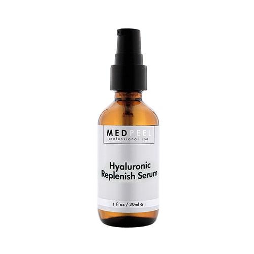 Tinh chất dưỡng ẩm chống lão hóa da Medpeel Hyaluronic Replenish Serum - Hoa Thiên Thảo