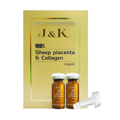 Tinh chất nhau thai cừu collagen J&K
