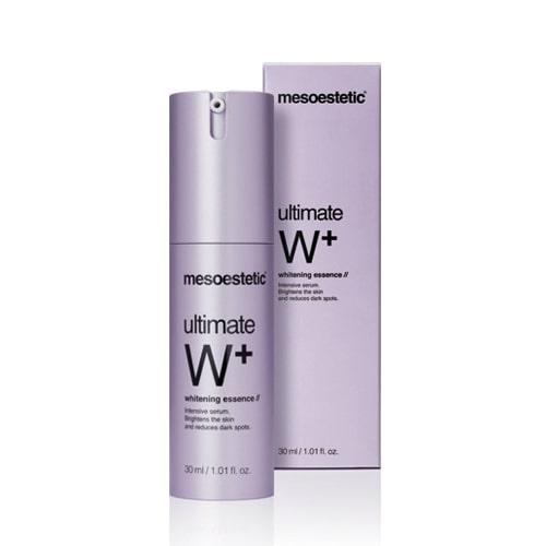Tinh chất dưỡng trắng da Mesoestetic Ultimate W Whitening Essence - Hoa Thiên Thảo